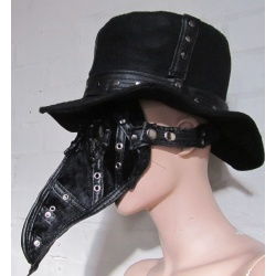 Plague Doctor Cosplay hat